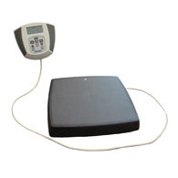 HealthOMeter 752KG Heavy Duty Remote Display Digital Scale-KG Only