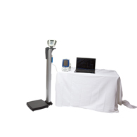 HealthOMeter ELEVATE-KG Heavy Duty Scale-Height Rod & Connectivity Kit